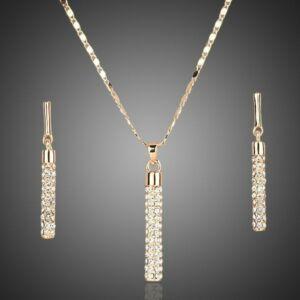 Smoon Swarovski kristályos varázspálca szett gold