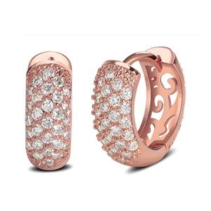 Smoon Luxury Demi rosegold fülbevaló