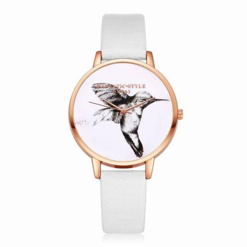 Kolibri óra gold-fehér