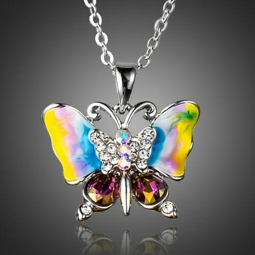 Smoon tavaszi pillangó nyaklánc