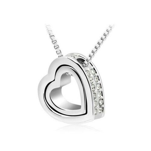 Kis szív - nagy szív nyaklánc