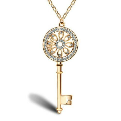 A palota kulcsa nyaklánc gold