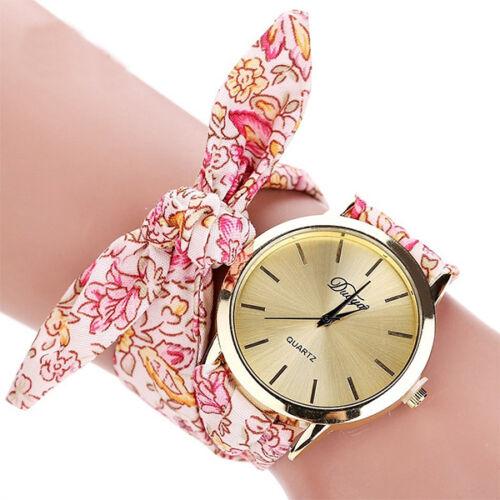 Sálas karóra pink-sárga virágos