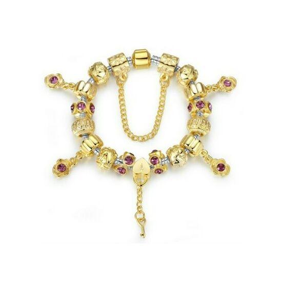 Smoon Charm karkötő 1427 exkluzív arany