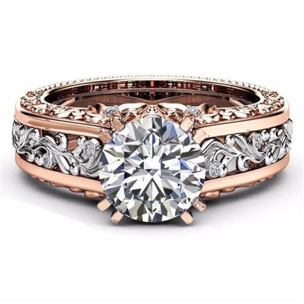 Catarina bicolor gyűrű