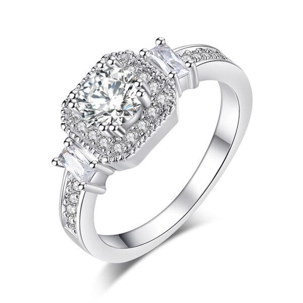 Ciana kristályos gyűrű