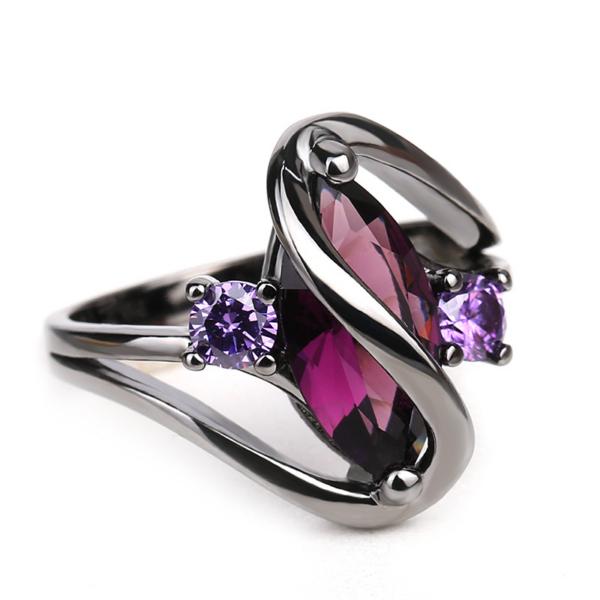 Constantia kristályos gyűrű