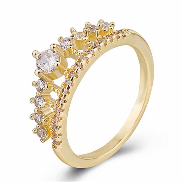 Giordana gyűrű gold