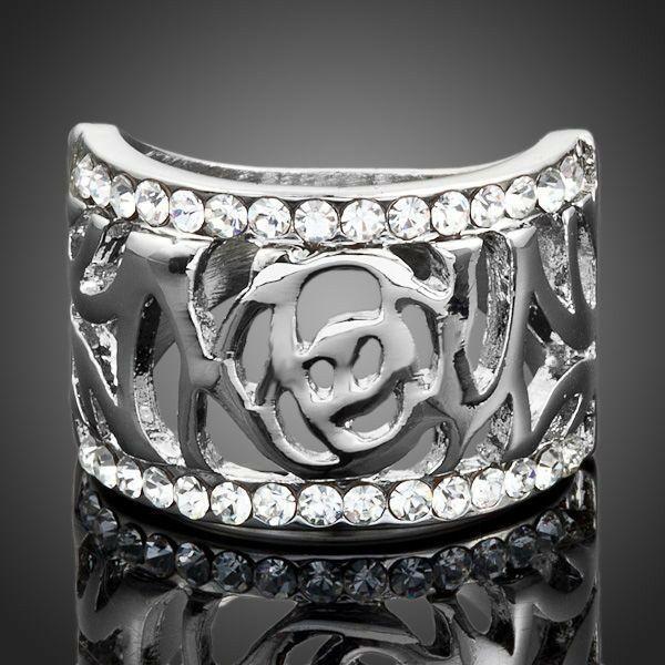 Smoon rózsás gyűrű