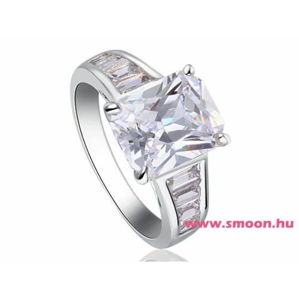 Smoon G202 szimulált gyémánt gyűrű