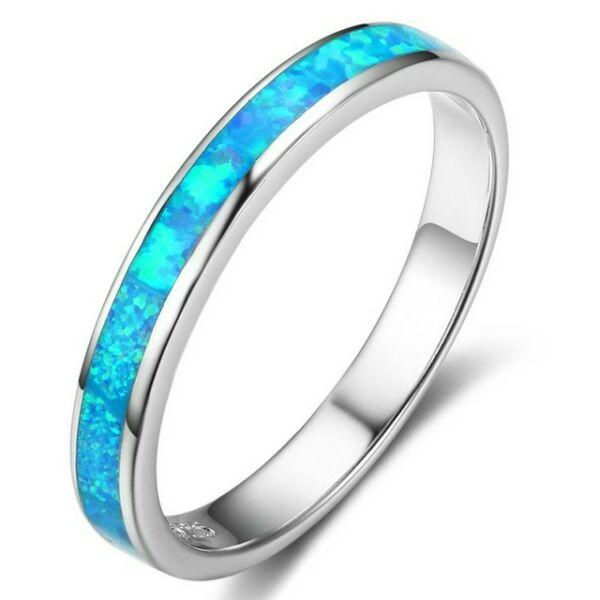 Opál hercegnő gyűrű 54,3 mm