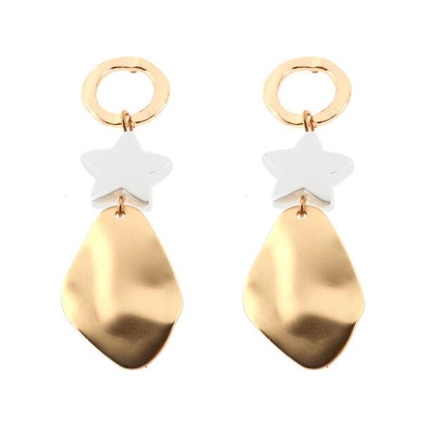 Dalila fülbevaló arany