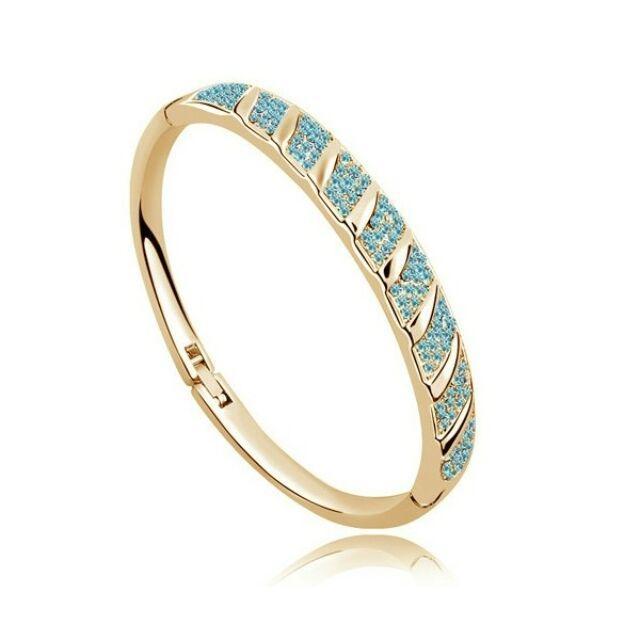 Karkötő 1133 gold-blue