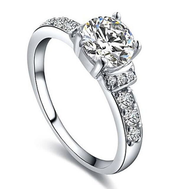 Bridget kristályos gyűrű