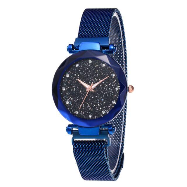 Fénylő galaxis ékszeróra kék